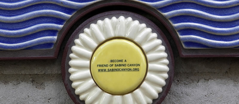 Friends of Sabino Canyon (FOSC) Donor Recognition System